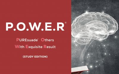 P.O.W.E.R® (PUREsuade Others With Exquisite Result) (STUDY EDITION)